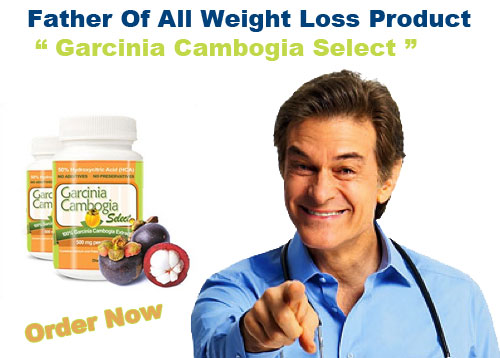 Dr Oz Says Lose Weight with Garcinia Cambogia Select Extract
